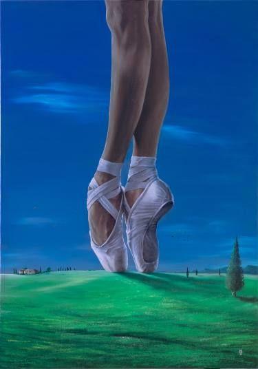 """Saatchi Art Artist Francesco Raffa; Painting, """"Leggiadro-La danza dell'Universo"""" #art"""