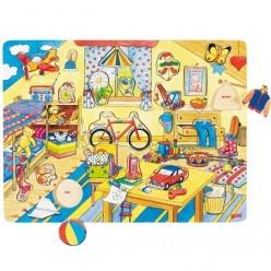 Puzzle – učíme sa anglicky