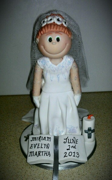 Communion topper