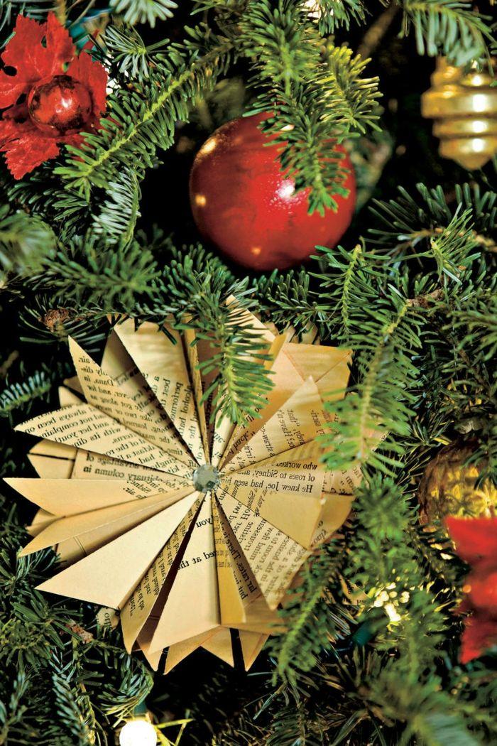 ▷ 1001+ Ideen zum Weihnachtssterne Basteln zum Erstaunen ...
