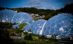 Eden Project...one of the many incredible places to visit in Cornwall  BackpackerBanter.com