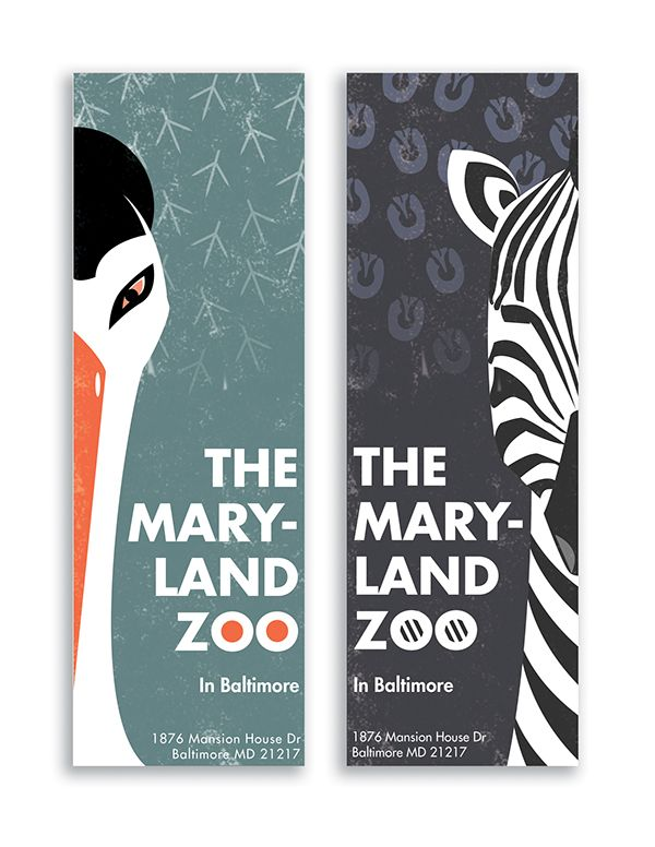 The Maryland Zoo Studies + Street Banner Designs on Behance