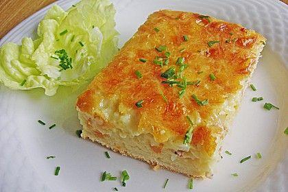 Zwiebelkuchen aus der Normandie (Rezept mit Bild) | Chefkoch.de