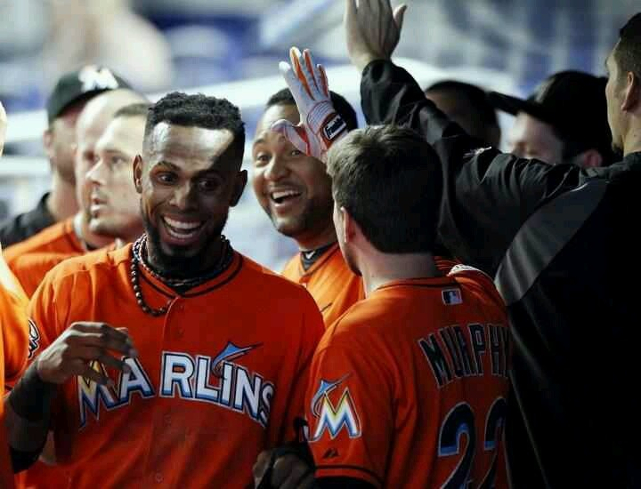 Marlins win! Today againts the brewers 6-2: Marlins Win, Brewers 6 2, Today Againts
