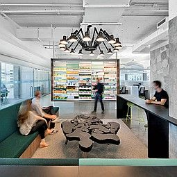 Healthy Attitude: Hain Celestial Moves to Suburban Headquarters | Projects | Interior Design