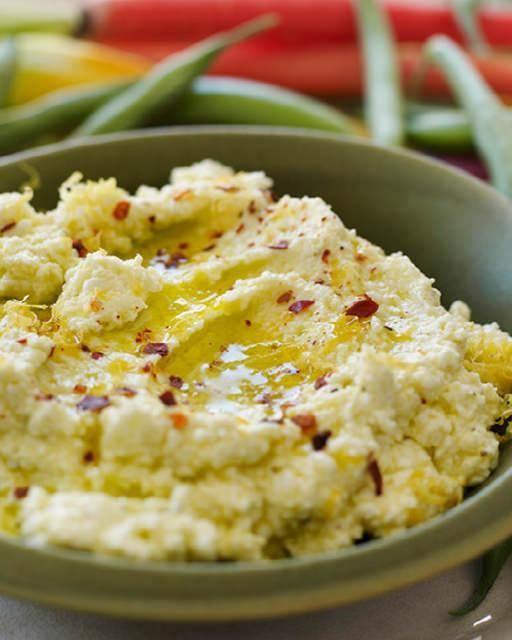 Feta & Lemon Dip from my book 'Sweet Paul Eat & Make'