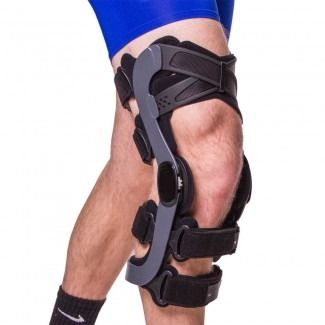 Functional Post-Op Ligament Knee Brace for MCL / LCL Tears