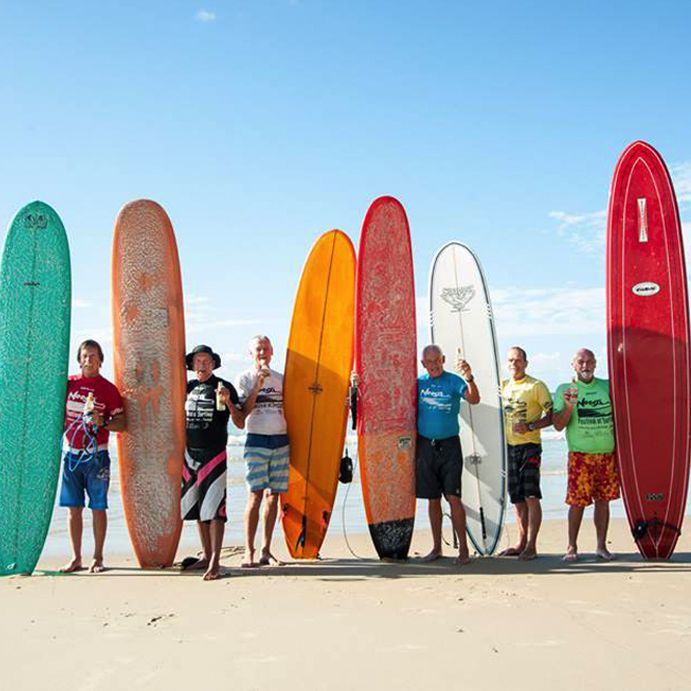 Noosa Festival of Surfing has it all - Sunrise yoga with live music, film screenings and costume parties.#thisisqueensland
