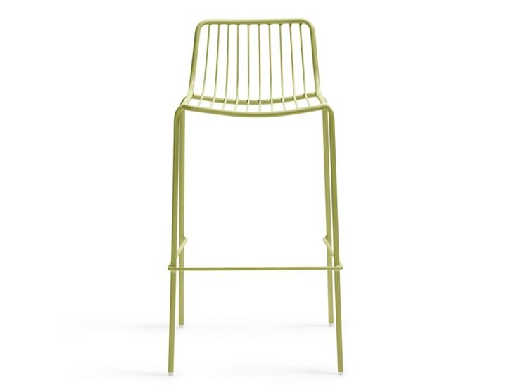 Awesome With the Nolita outdoor chair Pedrali returns to its origins The all steel structure recalls the historic path upon which Mario Pedrali embarked in