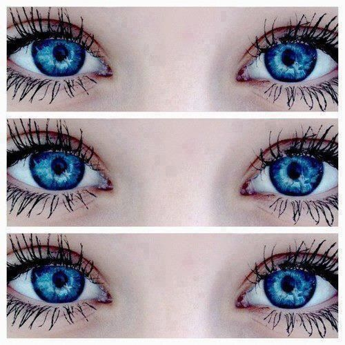 Eyes ♥I love having Blue eyes