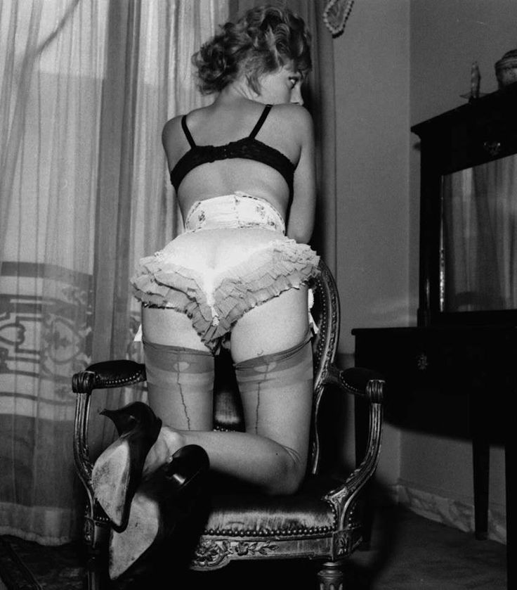 All Vintage stockings spick and span like this