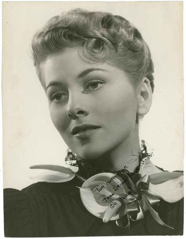 32 Best Images About Joan Fontaine N 44 On Pinterest