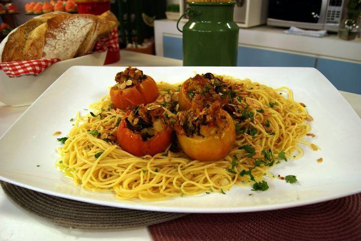 Espaguete à Portuguesa | Receitas | Dia Dia