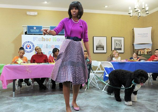 michelle obama in a cardigan - Yahoo Image Search Results
