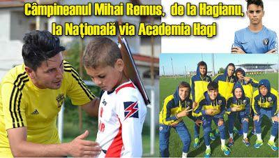 sportcampina: Câmpineanul Mihai Remus, de la Hagianu, la Naţiona...