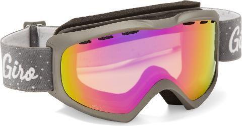 Giro Women's Siren Snow Goggles - Amber Pink