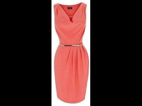 Моделирование платья Ruffled - YouTube