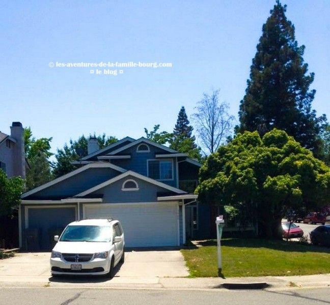 achat d'une maison en californie