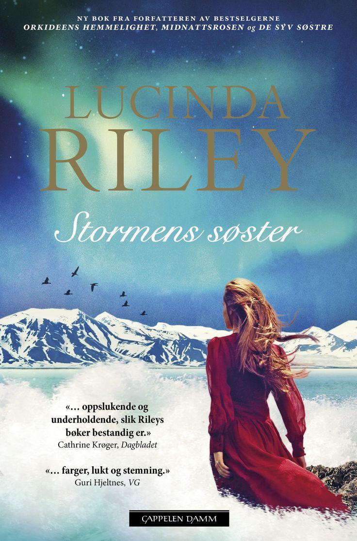 Stormens søster er den andre boken i den spennende og fascinerende serien om De syv søstre - og handlingen er lagt til Norge. Ally er en dyktig seiler og skal konkurrere i en av verdens mest utfordrende regattaer når hun får beskjed om adoptivfarens brå og mystiske død...