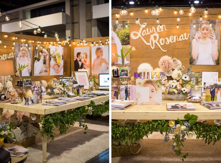 portrait and wedding photographer lauren rosenau won first place for her booth design at a recent - Photo Booth Design Ideas