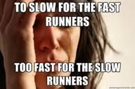 runner girl problems