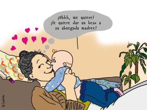 23 imágenes de la dicha de ser madre para reír en serio | Blog de BabyCenter