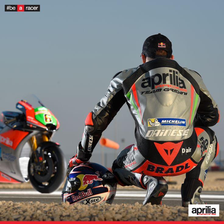 #aprilia #bearacer #PiaggioGroup #RSGP2016 #MotoGP #MotoGP2016 #StefanBradl #AlvaroBautista #Bradl #Bautista #apirlia2016