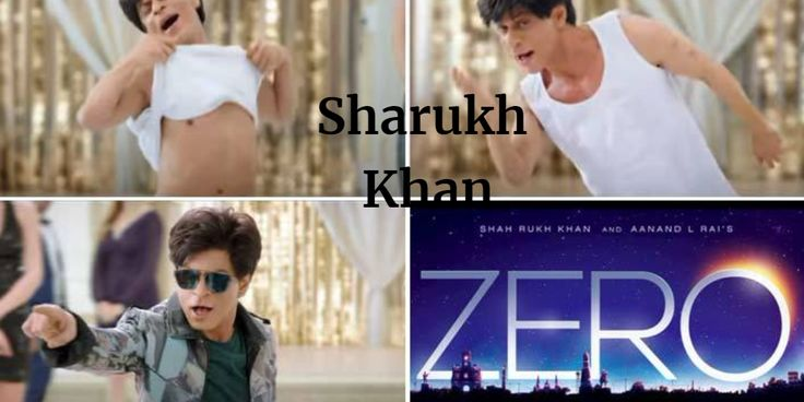 Shahrukh Khan new movie Zero unveils his dwarf looks the New Year started Shahrukh Khan launched his first teaser for his upcoming film Zero