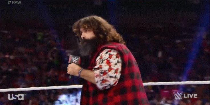 Mick Foley Says WWE Wanted Him to Work Monday's Christmas Themed RAW - http://www.wrestlesite.com/wwe/mick-foley-says-wwe-wanted-work-mondays-christmas-themed-raw/