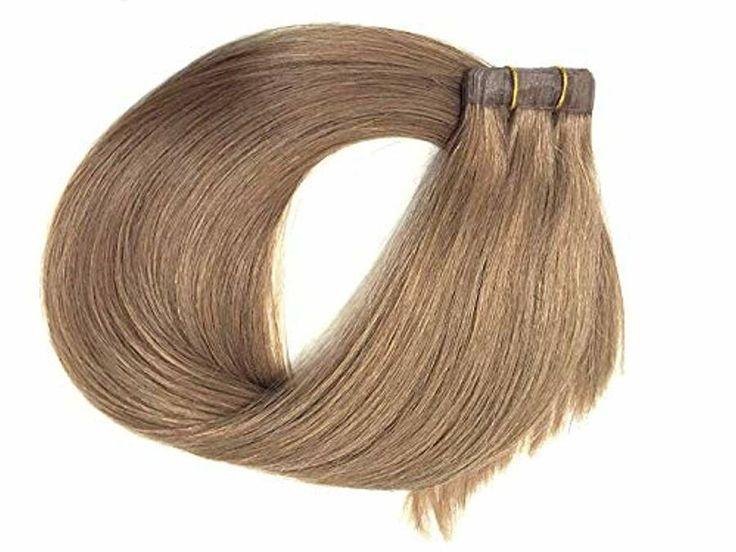 Myfashionhair Tape In Human Hair Extensions 20pcs … –