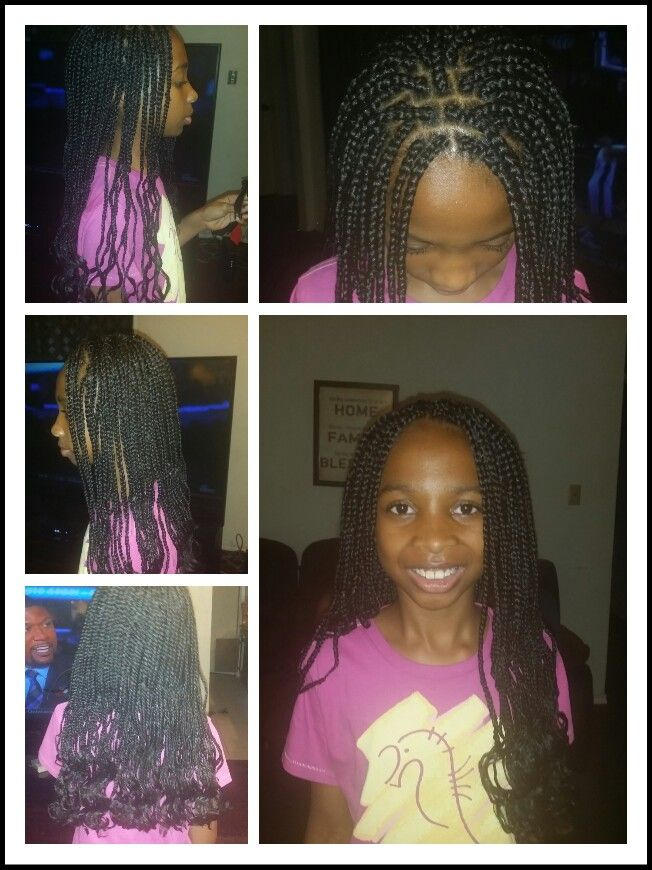 Crochet Hair Milwaukee : Top 25 ideas about Kids Box Braids on Pinterest Kids braided ...