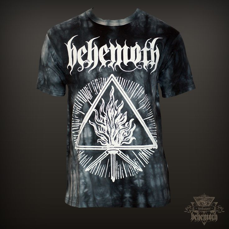 Behemoth t-shirt for all the music band fans