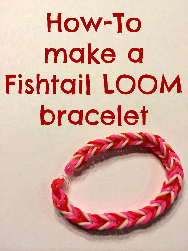 25 best ideas about fishtail loom bracelet on pinterest