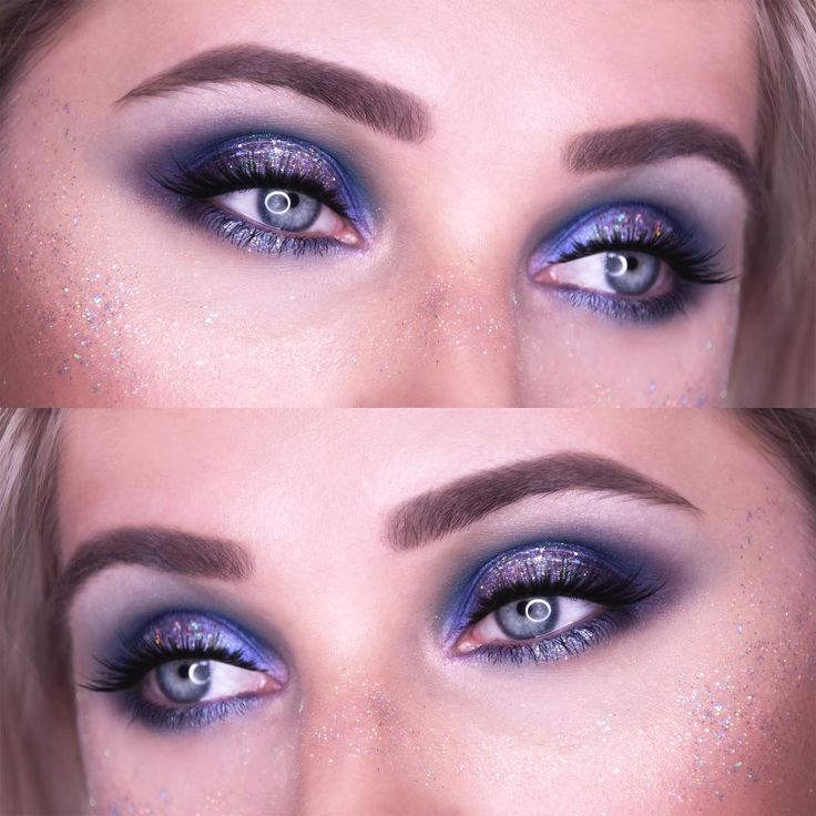 Ice and snow makeup