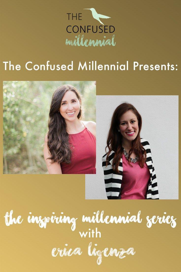 Inspiring Millennial interview with Brand Strategist and #BossPitch herself, Erica Ligenza