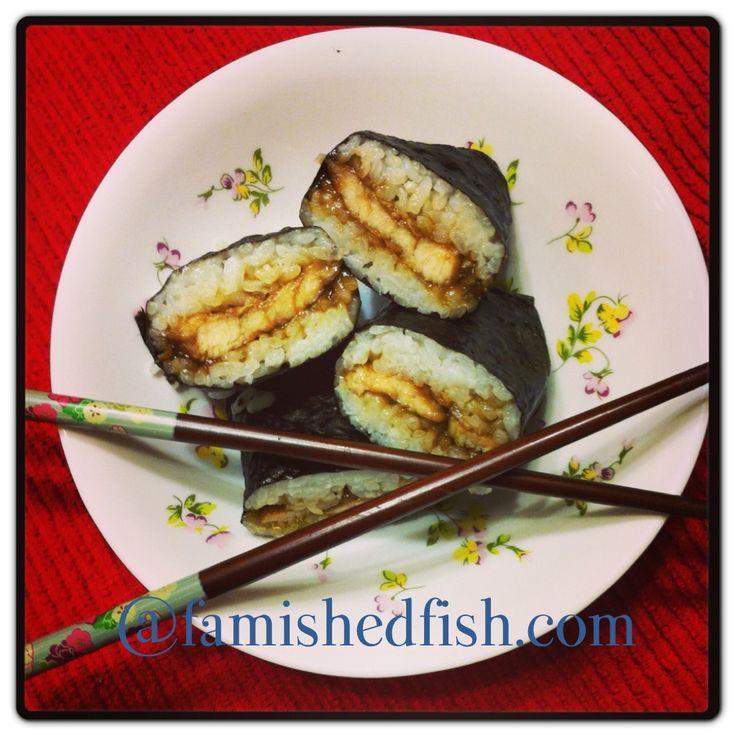 Chicken Musubi