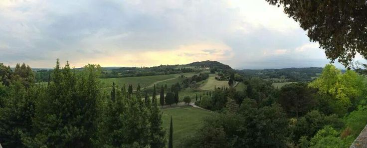 Sunday very beautiful day in Susegana Castle