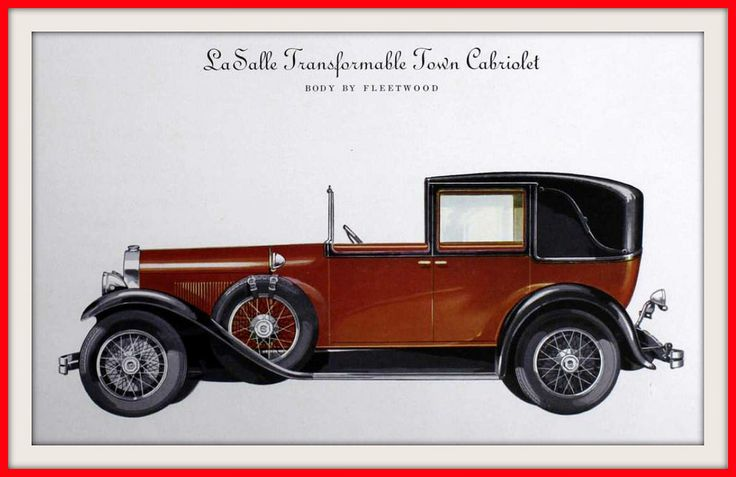 https://flic.kr/p/23okQfG | 1928  - LaSalle Transformable Town Cabrolet  - Body by Fleetwood, General Motors, Detroit