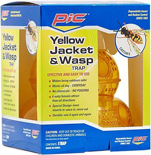 PIC WTRP Yellow Jacket & Wasp Trap