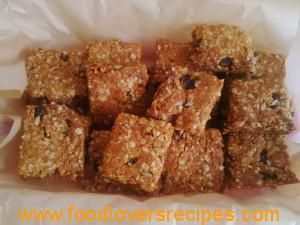 oats squares