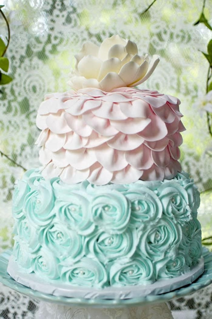5 Favorite Party Details: Fairy Themed Birthday Cakes | The Party DIY