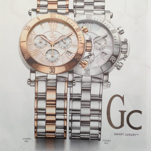 Gc watch that Flora likes