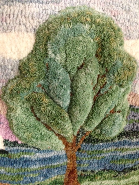Sculpting or also known as the Waldoboro-style; Waldoboro is a town in Lincoln County, Maine, in the United States. ... Waldoboro is also known for the Waldoboro style of hooked rugs.