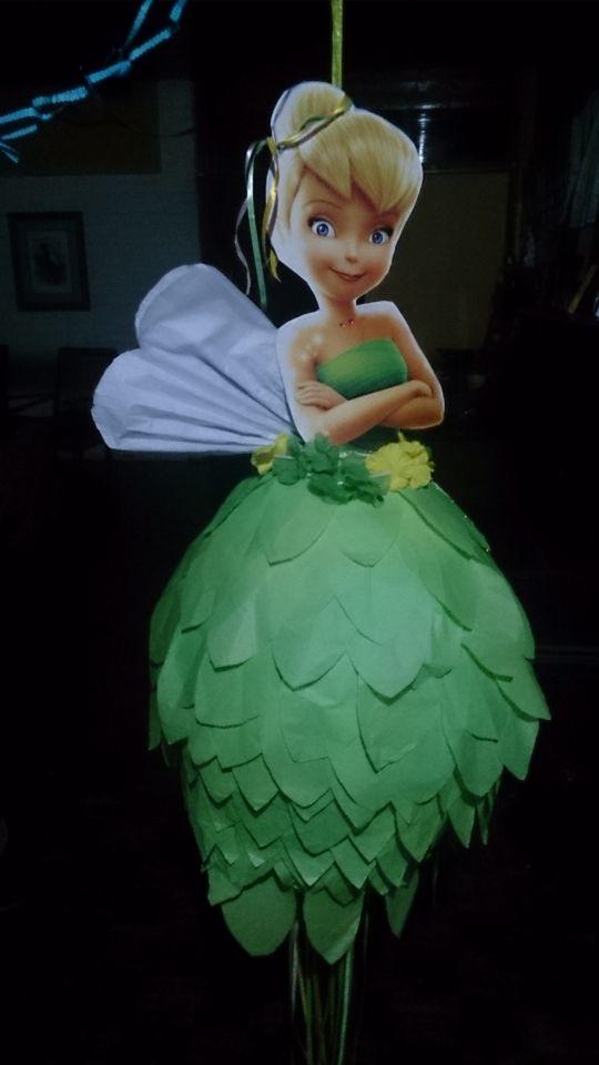 Tinkerbell  Piñata
