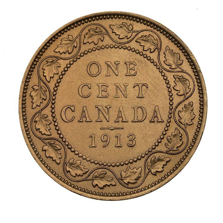 la pièce de un cent (1913)