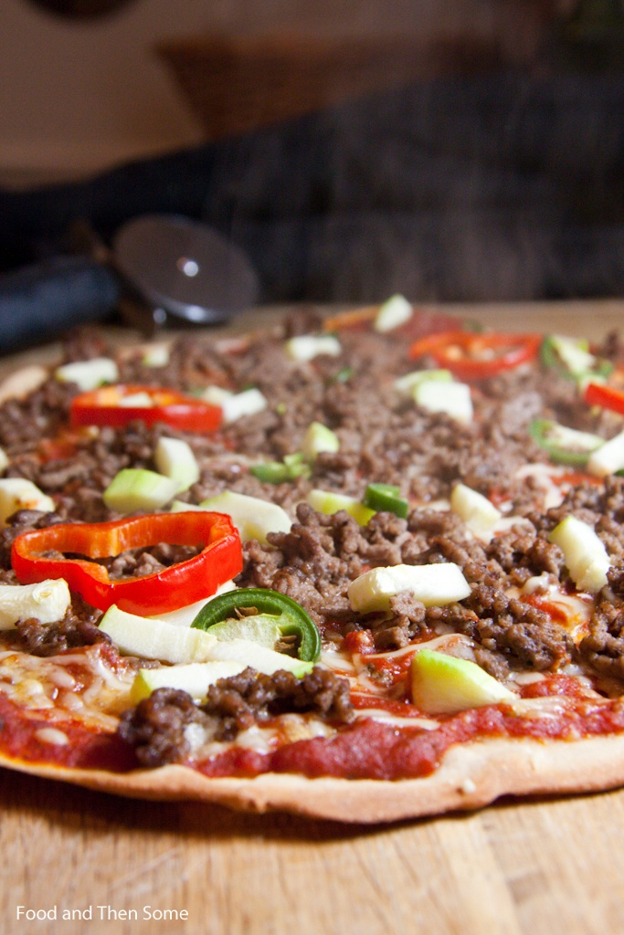 #Jauheliha #jalapeno #pizza #Mincedmeat #beef