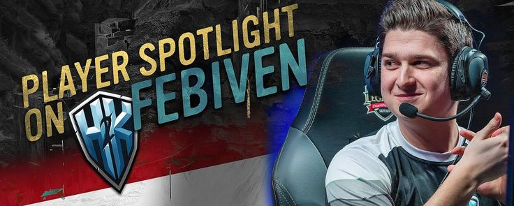 Player Spotlight: Febiven http://eu.lolesports.com/en/articles/player-spotlight-febiven #games #LeagueOfLegends #esports #lol #riot #Worlds #gaming