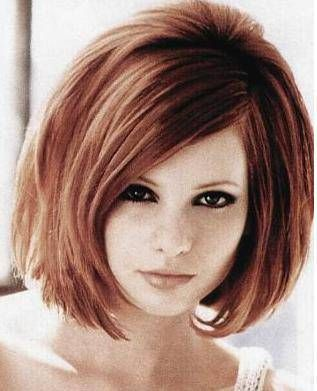 Love this - maybe I don't need a different cut after all, just a different style