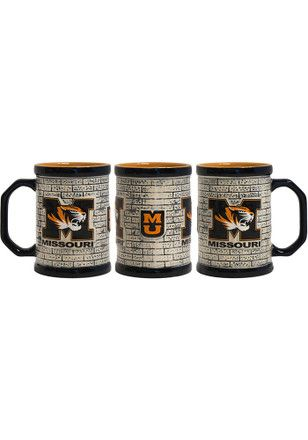 Missouri Tigers Stonewall 15oz Mug