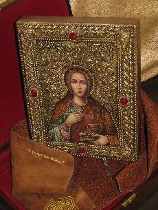 Икона, Святой великомученик и целитель Пантелеимон - Иконы, Категория «Л-2» <- Иконы - Каталог | Универсальный интернет-магазин подарков и сувениров